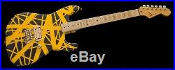 Vintage 1980 RARE CHARVEL BUMBLE BEE Guitar, NOT a REISSUE, Van Halen II Specs