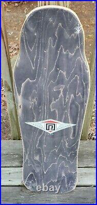 Vintage 1980's Powell Tony Hawk Medallion Skateboard Deck Rare MINI