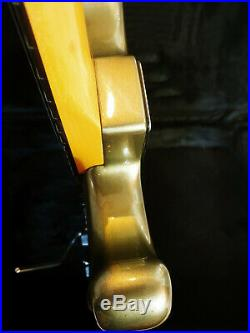 Vintage 1986 MIJ Fender Contemporary Strat Stratocaster, Unique Rare HSS Sys-III
