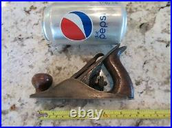 Vintage Antique STANLEY Tiny Small Plane Tool Wood Work Rare NO 1
