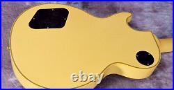 Vintage Burny RLC-60 Les Paul Custom Randy Rhoads Vibe + Gibson Bonus RARE LOOK