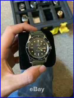 Vintage Diving Watch, Titus Calypsomatic Reference 5913 Extremely Rare NR