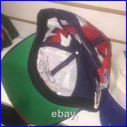 Vintage Houston Rockets G2 snapback hat big logo the game rare NWT