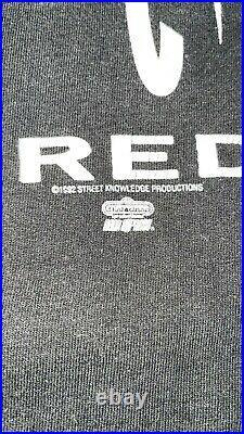 Vintage Ice Cube Rap T Promo The Predator Rare XL Hanes Ultraweight