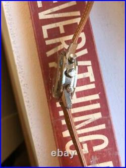Vintage Lanco Chronograph Valjoux 7734 Rare Panda Dial Handwind Watch