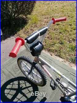 Vintage Mongoose BMX Bicycle Motocross Motomag 1979 Original RARE