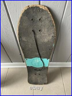 Vintage Neil Blender G&S skateboard deck Coffee Break OG Rare. Powell Peralta