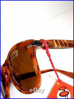 Vintage PERSOL RATTI 649/2 sunglasses so RARE