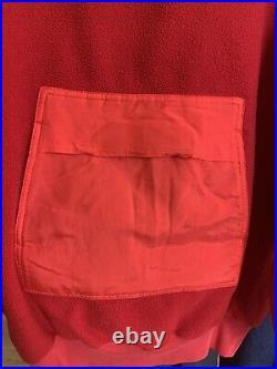 Vintage Polo Hi Tech Pull Over Anorak Fleece Orignal RARE Ralph Lauren