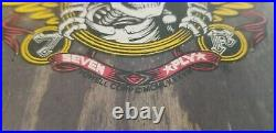 Vintage Powell Peralta Mike Mcgill Skateboard Deck 1988 NOS Rare Not A Reissue