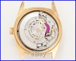 Vintage RARE 1969 Rolex 18k Gold Ref. 1803 Wide Boy Day-Date out of Estate