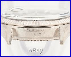 Vintage RARE 1969 Rolex 18k WHITE Gold Ref. 1803 Day-Date out of Estate