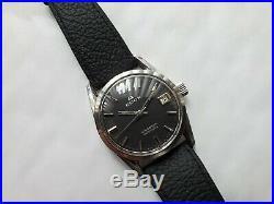 Vintage Rare Edox Kingstar Mens Watch Swiss Automatic Movement ETA 2472 25 Jewel