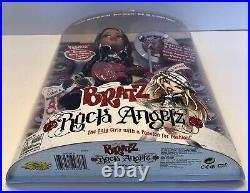 Vintage Rare MGA BRATZ ROCK ANGELZ YASMIN DOLL, New In Box Never Removed
