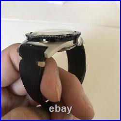 Vintage Rare Voit Skin Diver Watch AMF Aqualung Unpolished