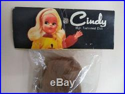 Vintage Sindy Doll Nrfb Ultra Rare Red Hair Trendy Girl Foreign Cindy Must See