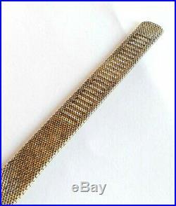 Vintage ULTRA RARE! Precision Ladies 1940s 18K Gold Swiss Made Rolex Wrist Watch