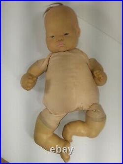 Vogue Dolls 18 Rare Baby Dear E. Wilkins 1960 Top Knot Original Baby Doll