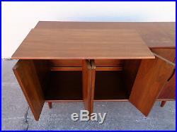 Vtg Rare Henredon Mid Century Modern Danish Style Sideboard Buffet Credenza MCM